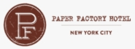 Paper Factory Hotel NYC