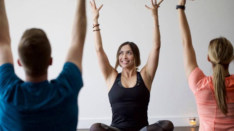 YogaWorkout