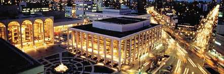 New York City Ballet (Lincoln Center Plaza)